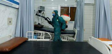 15 مستشفى لعزل مصابي كورونا في محافظة المنوفية