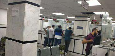 زحام على المركز التكنولوجي بدسوق لتقديم طلبات التصالح