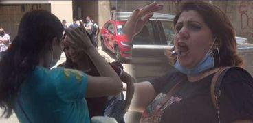 """زغاريد ورقص على مهرجان """"هلا والله"""".. الأمهات والطلاب في وداع الثانوية العامة (فيديو)"""