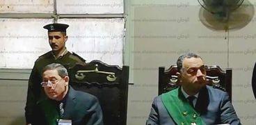 هيئة محكمة جنايات كفر الشيخ-ارشيفية