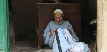 جلاليب «عبدالعزيز»