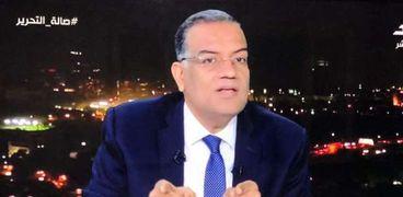 الكاتب الصحفي محمود مسلم رئيس تحرير الوطن وعضو مجلس الشيوخ