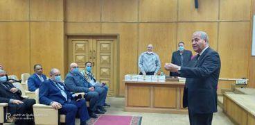 وزير التموين نقدم الدعم للمرأة في وزارة التموين