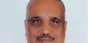 حسن النحاس رئيس القطاع الاقتصادى بماسبيرو