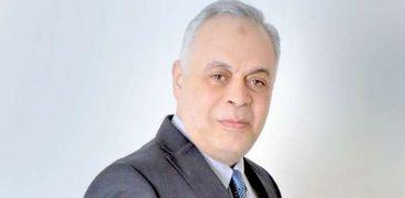 الدكتور أشرف زكي رئيس أكاديمة الفنون