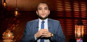 تامر خضر..  عضو المنظمة العالمية لخريجي الأزهر