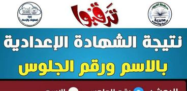 رابط نتيجة الشهادة الإعدادية محافظة الفيوم 2021 بالاسم ورقم الجلوس