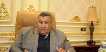 النائب مصطفي سالم وكيل لجنة الخطة والموازنة