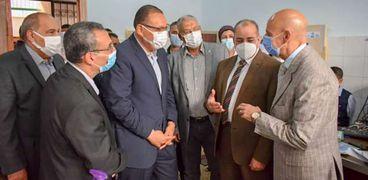 انطلاق فعاليات المبادرة الرئاسية لعلاج أمراض سوء التغذية في الشرقية