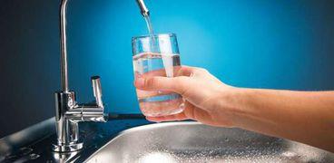 توصيل خدمات مياه الشرب من قناة السويس لمدن القناة