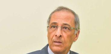 الدكتور محمد القوصى الرئيس التنفيذي لوكالة الفضاء المصرية