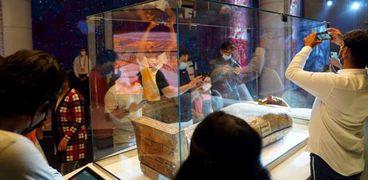 «التجارة»: 80 ألف زائر توافدوا على الجناح المصري بإكسبو دبي 2020