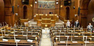 يتوقع انعقاد الجلسة الافتتاحية لمجلس الشيوخ الأحد المقبل