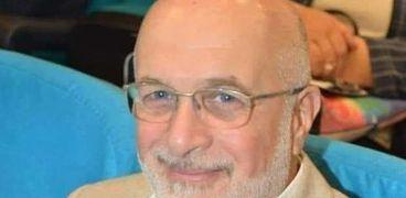 الدكتور صلاح هريدي، أستاذ العمارة بكلية الفنون الجميلة جامعة الإسكندرية