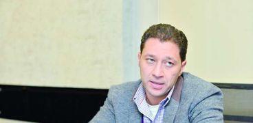 أحمد خيرى المتحدث الرسمى  السابق لوزارة التربية والتعليم