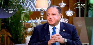 الدكتور هشام عزمي الأمين العام للمجلس الأعلى للثقافة