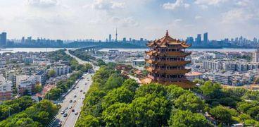 مدينة «ووهان» الصينية