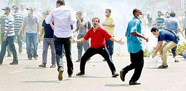 تنظيم الإخوان الإرهابى مارس العنف ضد الشعب المصرى