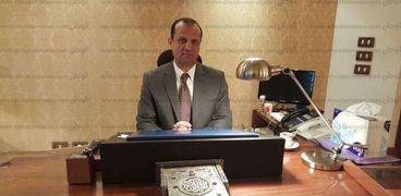 اللواء إبراهيم الديب مدير الإدارة العامة للمباحث