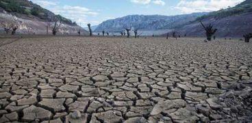 الجفاف والتصحر أحد علامات تغير المناخ التي تهدد الحياة