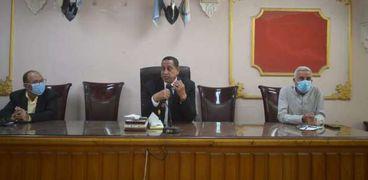 رئيس المحلة:94 محضر متنوع لمخالفة إجراءات الاحترازية لكورونا