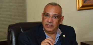 المهندس محمد أبوسعدة، رئيس الجهاز القومى للتنسيق الحضارى