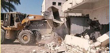 استرداد أراضي الدولة في الإسكندرية