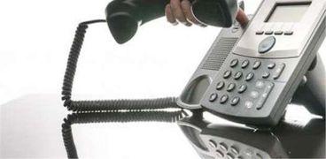 استعلام عن فاتورة التليفون الارضي شهر يوليو 2021