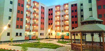 مشروعات وزارة الإسكان داخل المدن الجديدة.. صورة أرشيفية