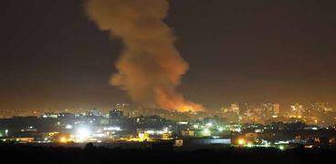 غارة إسرائيلة - صورة أرشيفية