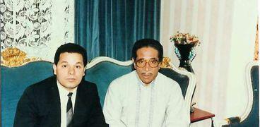 أمين سامي ومحمد الموجي