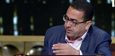 صبري عثمان، مدير خط نجدة الطفل بالمجلس القومي للطفولة والأمومة