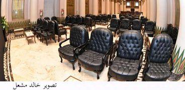 استعدادات مجلس النواب اليوم