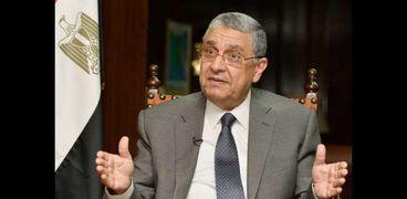 الدكتور محمد شاكر .. وزير الكهرباء والطاقة المتجددة