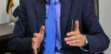 النائب محمد عبدالعزيز، عضو مجلس النواب عن تنسيقية شباب الأحزاب والسياسين