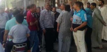 """مصنع """"خضار"""" يطرد 200 عامل ببني سويف"""