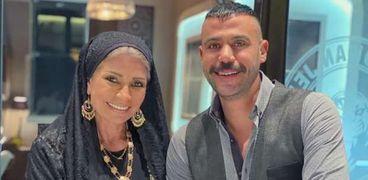 محمد إمام وسوسن بدر