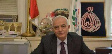 د. رضا حجازي نائب وزير التربية والتعليم لشؤون المعلمين