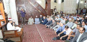 المسجد العباسي في شبين الكوم
