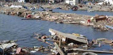 زلزال اليابان 2011