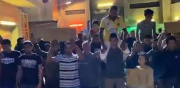 مظاهرة الإخوان الوهمية