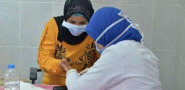 جامعة كفر الشيخ تنظم قافلة طبية مجانية لأهالي قرية الثمانين في الحامول