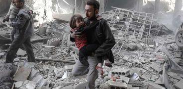 صورة أرشيفية ..سوريا