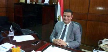 أيمن عبد الموجود مساعد وزيرة التضامن لشئون مؤسسات المجتمع