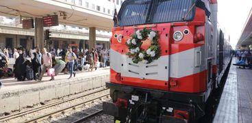 تشغيل القطارات الروسية الجديدة بدءاً من صباح غداً الخميس