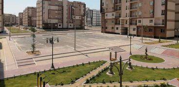 سكن موظفى العاصمة الإدارية بمدينة بدر.. صورة أرشيفية