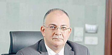 المهندس حسام صالح، الرئيس التنفيذي للشركة المتحدة للخدمات الإعلامية