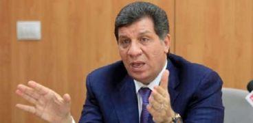 أشرف شيحة عضو اللجنة العليا للحج
