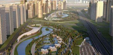 العاصمة الإدارية مدينة رقمية أولى للوطن العربي 2021