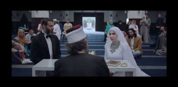 مسلسل لعبة نيوتن الحلقة 18.. محمد ممدوح يكتشف زواج منى زكي